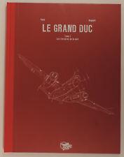 Grand Duc 1 Grand Format 5000 ex Hugault Yann Paquet 2011