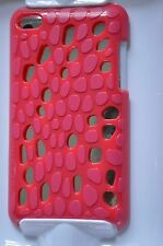 Belkin Apple iPod Touch 4th Gen Paparazzi Pink Pebble Textured Protective Case