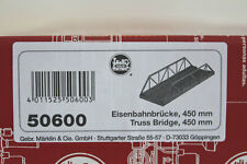LGB 50600 Eisenbahnbrücke, 450 mm, Neuware