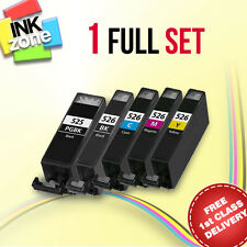 Full Set of Replacement Ink for CANON PIXMA MG5150 MG5250 MG5350 MG6150 MG6250