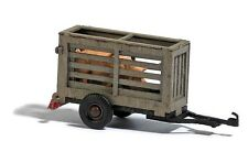 Busch HO 59938 Rimorchio »Rimorchio di maiale« #nuovo in confezione originale#