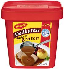 Maggi Delikatess Sauce zu Braten - 950 Gramm - Bratensauce Basis