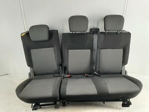 2016 Mk2 FIAT DOBLO 2nd Row Seat (Rear Seat) 55174874