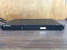 Digi Intl. PORTS/16EM RACK 232 CR2 RJ45 120k Tested Working