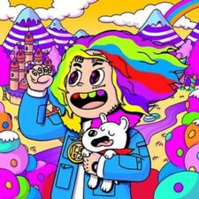 6ix9ine - Graduation Day - New CD Album  - PreOrder - 27th July