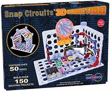 Snap Circuits® 3D Illumination - Model:  SC3Di - (Ages: 8 - 108)
