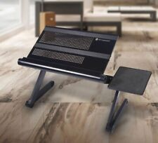 Adjustable Laptop Stand Table with Mouse Pad