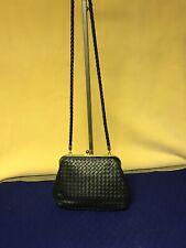 Small Black Talbot Shoulder Bag