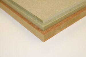 WE'RE OPEN MDF Sheets - MDF Panel - MDF Board - 6mm 9mm 18mm Moisture Resistant