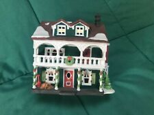 "Dept 56 ""New England Village Series"" Captain's Cottage #59471 w/bulb & Cord"