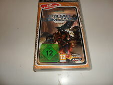 PLAYSTATION PORTABLE PSP Warhammer 40,000 - Squad Command Essentials []