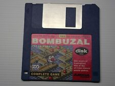 Amiga Format Cover Disk - Bombuzal-=Free AU Postage=-