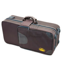 **GREAT GIFT** New High Quality Alto SAX Lightweight Saxophone Case Brown