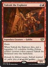 TUKTUK THE EXPLORER Commander 2014 MTG Red Creature — Goblin Rare