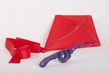 Purple Castakite - Spool, Spinner & Red Kite