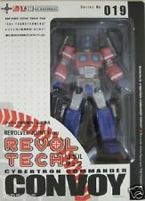 Used Kaiyodo Revoltech Yamaguchi No.019 Transformers Convoy Pre-Painted