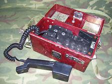 Telefono da campo RUMENO F 1603