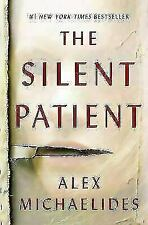 The Silent Patient by Alex Michaelides (2019, Hardcover, 1st Edition)