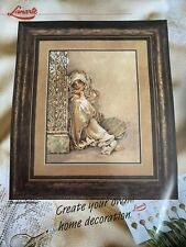Lanarte Arabian Woman Cross Stitch Kit 34680