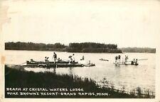 Minnesota, MN, Grand Rapids, Beach, Crystal Waters Lodge, Mike Brown's Resort PC