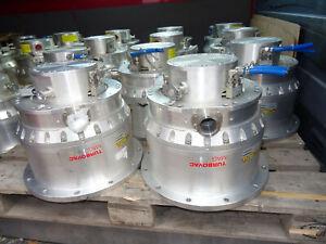 OERLIKON LEYBOLD TURBOVAC MAG W 3200  _ turbomolecular pump _ invoice
