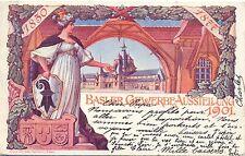 Basel, Basler Gewerbe-Ausstellung, 1901