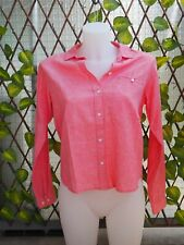 Chemise corail H&M taille M / 38