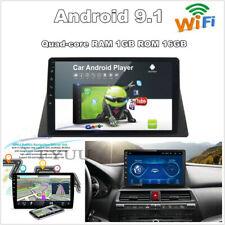 10.1''Quad-core Android 9.1 1+16G Car GPS Wifi BT DAB OBD For Honda Accord 08-12