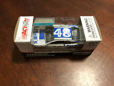 2017 Jimmie Johnson Lowes Darlington Retro Throwback 1:64 scale car