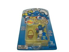 More details for the smurfs i'm smurfette fully poseable figure from toy island 1996 unopened