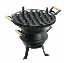 Charcoal Cast Iron Mini Barbecues