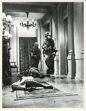 """THE DIRTY DOZEN""-ORIGINAL PHOTO-JIM BROWN-TELLY SAVALAS-RAID"