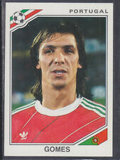 Panini - Mexico 86 World Cup - # 396 Gomes - Portugal