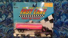 Fast Lane Truck & Trailer Ricardo Humberto's Hot Sauce Die Cast 291724 HO NIB