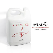 NSI Attr-action Nail Acrylic Liquid  - 1 Gallon / 128oz