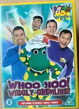 Wiggles Whoo Hoo Wiggly Gremlins DVD Australian Pre-School Children's Kids