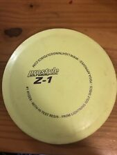 Lightning disc Golf Pro style Z-1 Hyper Disc Multic