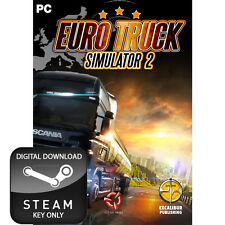 Euro truck simulator 2 pc, mac et linux clé steam