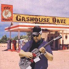 "NEW ""Full Service"" by Gashouse Dave  (2 Discs 23 Tracks, Terra Nova 2004)"