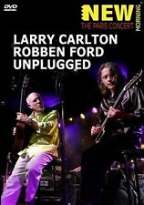 Larry Carlton and Robben Ford: Unplugged - DVD
