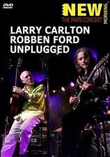 USED (VG) Carlton, Larry - Unplugged (2013) (DVD)