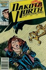 Dakota North Investigations 4 Marvel Limited Mini Series Vf Newsstand Variant