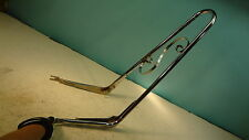 1974 Kawasaki KZ400 KZ 400 K353. OEM high sissy bar chopper bobber