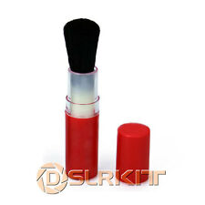 Lipstick Dust Brush Cleaner Cleaning Pen for Camera Camcorder Lenses & Filters