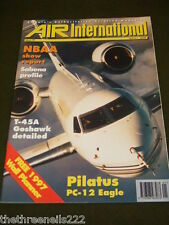 AIR INTERNATIONAL - PILATUS PC12 EAGLE - JAN 1997