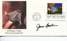 James Buchli Sts Nasa Astronaut Space Signed Autograph Fdc