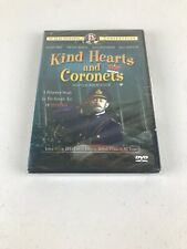 Kind Hearts and Coronets (Dvd, 2002) Brand New