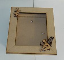 Shaddow Box Frame TRUE 3D box frame 4pcs - 180x50x230 Acrylic front 4 Desk/Wall
