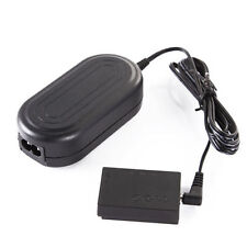 ACK-E12 AC Power Adapter + DR-E12 DC Coupler For Canon EOS M M2 M10 EOSM Camera