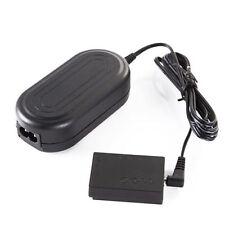 ACK-E12 AC Power Adapter + DR-E12 DC Coupler For Canon EOS M M2 M10 EOSM Camera
